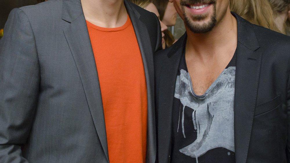 Elyas M'Barek und Florian David Fitz veranstalten eine Hütten-Gaudi