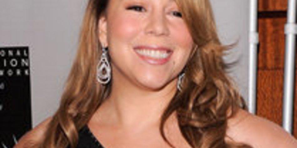 Mariah Carey stürzte auf der Bühne
