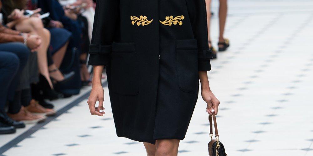 London Fashion Week 2015: Burberry Prorsum