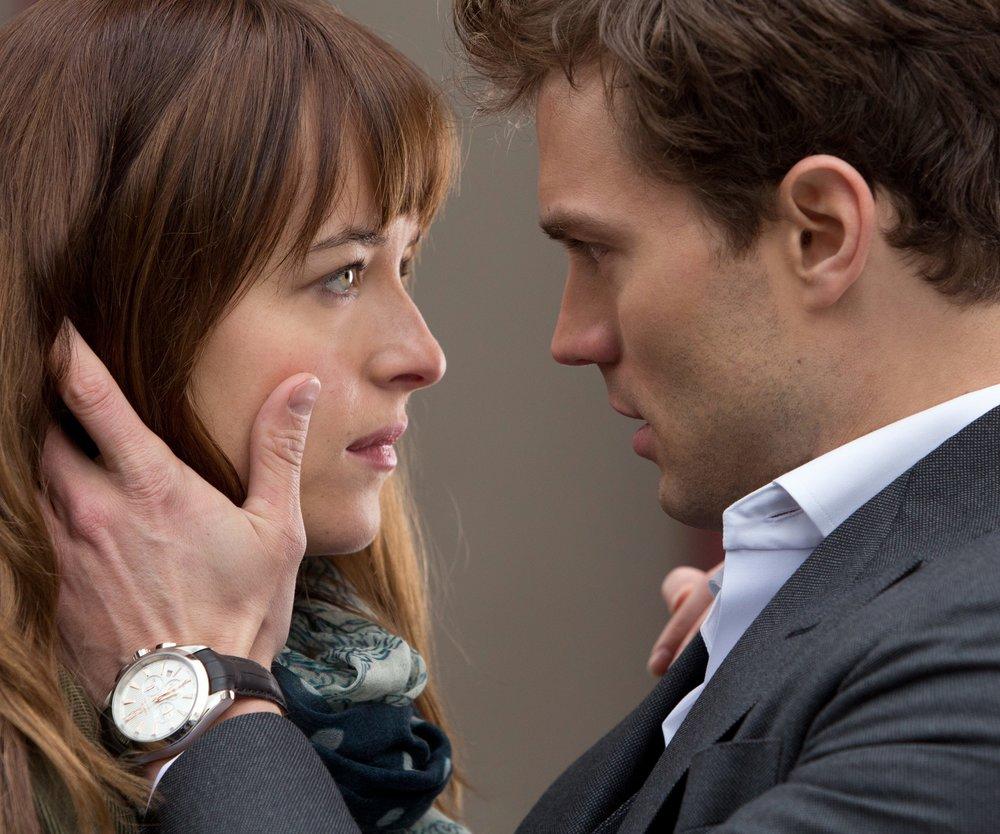 Jamie Dornan & Dakota Johnson (Fifty Shades of Grey)