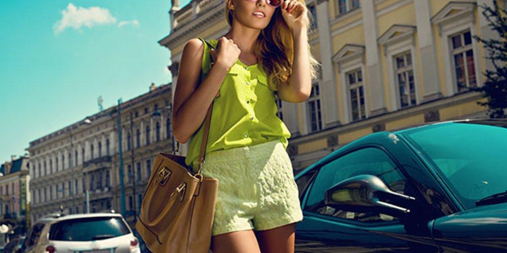 Sommer-Beauty