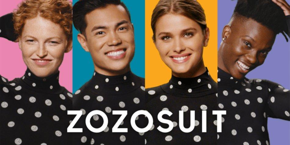 ZOZO Suit misst deine Körperform