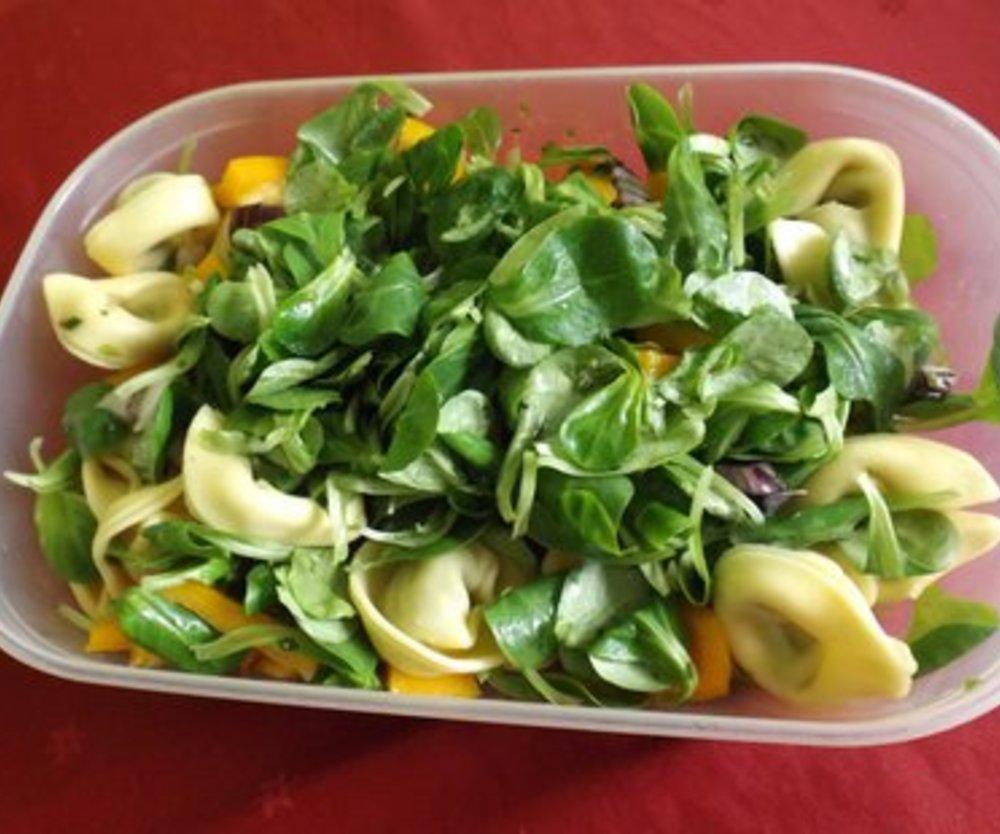 Leichter Tortellini-Salat