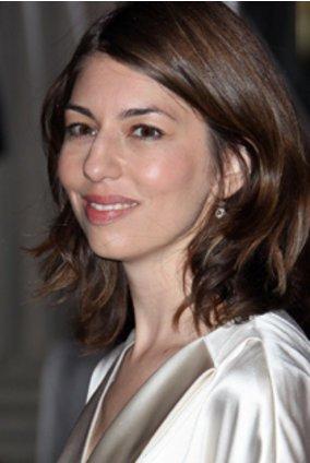 Schauspielerin Sofia Coppola wird zur Designerin.