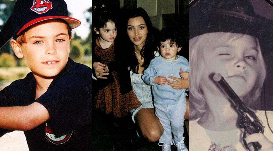 Kardashian, Cara Delevingne, Zac Efron