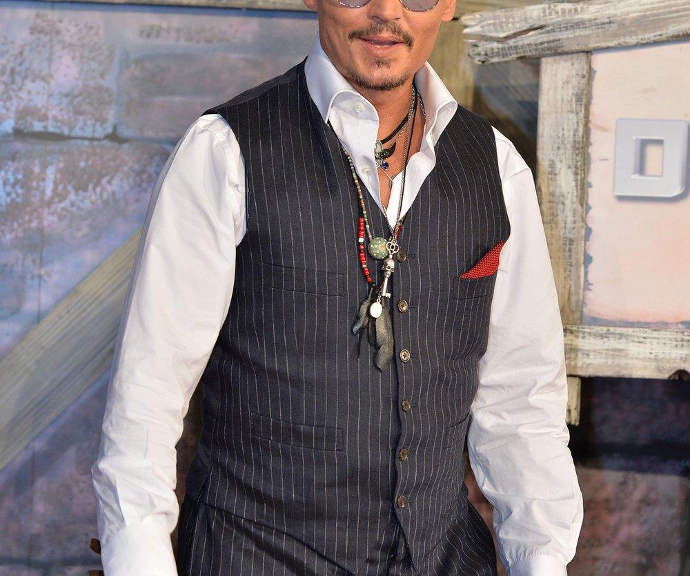 Johnny Depp: Heiratsantrag aus Torschlusspanik?