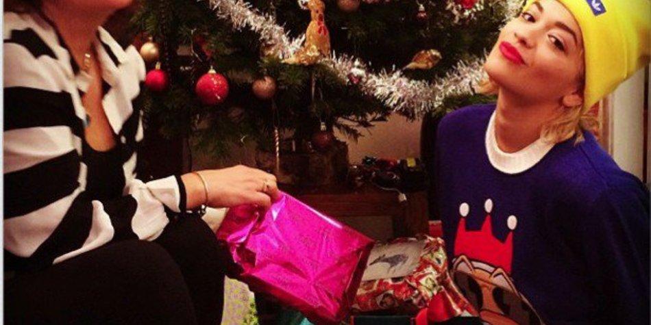 Rita Ora: Überraschendes Weihnachtsgeschenk!