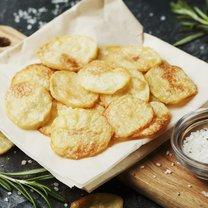 Kartoffelchips selber machen