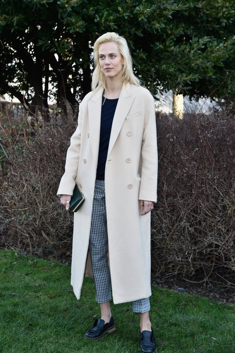 attends the Christian Dior Spring Summer 2016 show as part of Paris Fashion Week on January 25, 2016 in Paris, France.