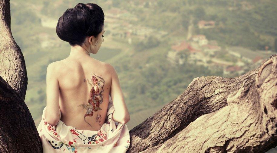Watercolor-Tattoos