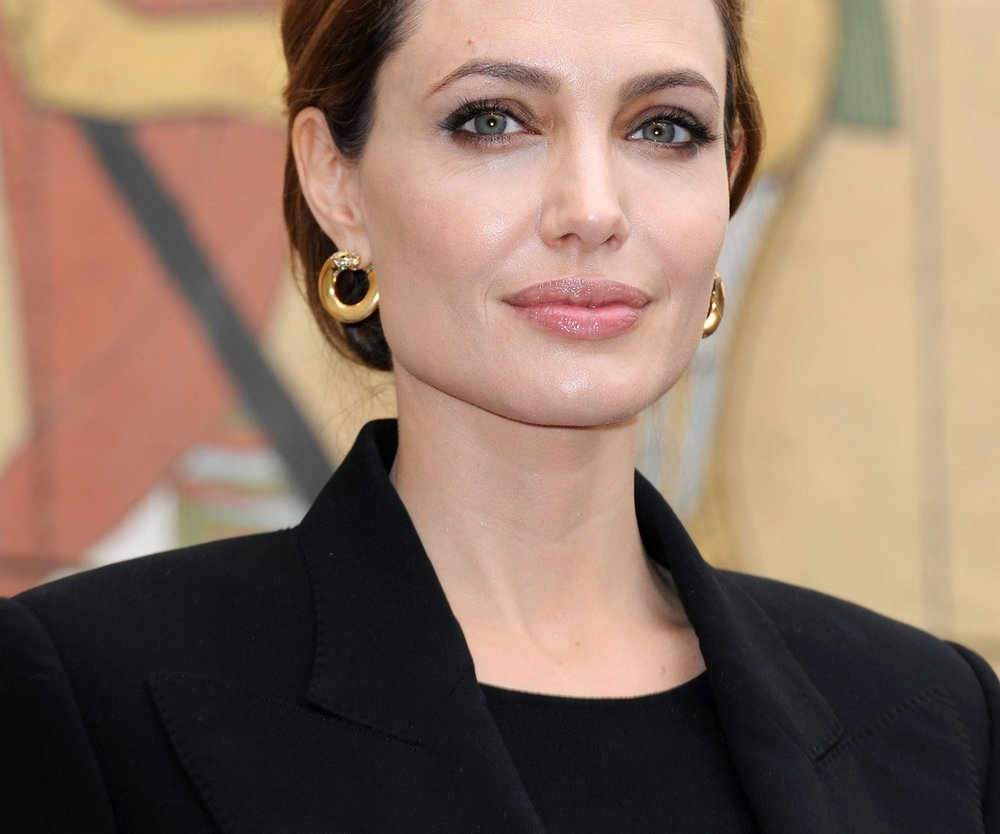 Angelina Jolie arbeitete nachts