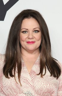 Melissa McCarthy: Geglättete Haare