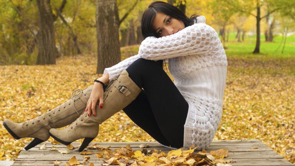 Stiefel für dicke Waden