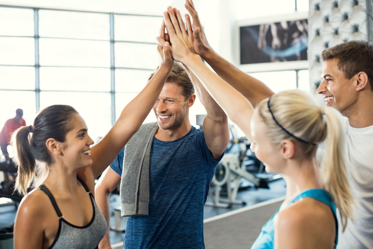 Sport stärkt den Zusammenhalt und macht produktiver.