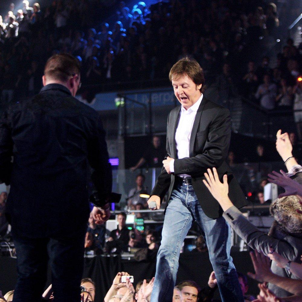 Paul McCartney wollte nie eine Wiedervereinigung der Beatles
