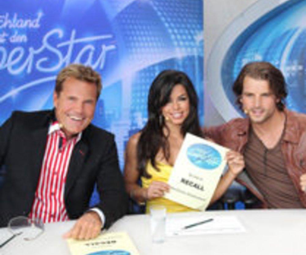 DSDS mit Dieter Bohlen auf RTL
