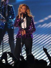 Beyoncé: Babybauch gechummelt?