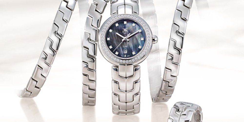 Tag Heuer - Link Lady Trilogy Set