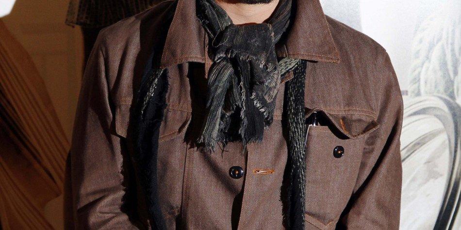 Johnny Depp will ein Rumfass als Sarg