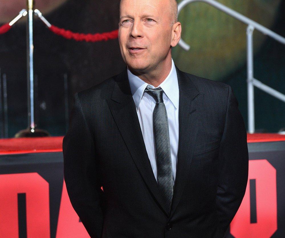 Bruce Willis wäre beinahe Politiker geworden