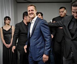 Michael Schumacher: Zweite OP bringt Besserung