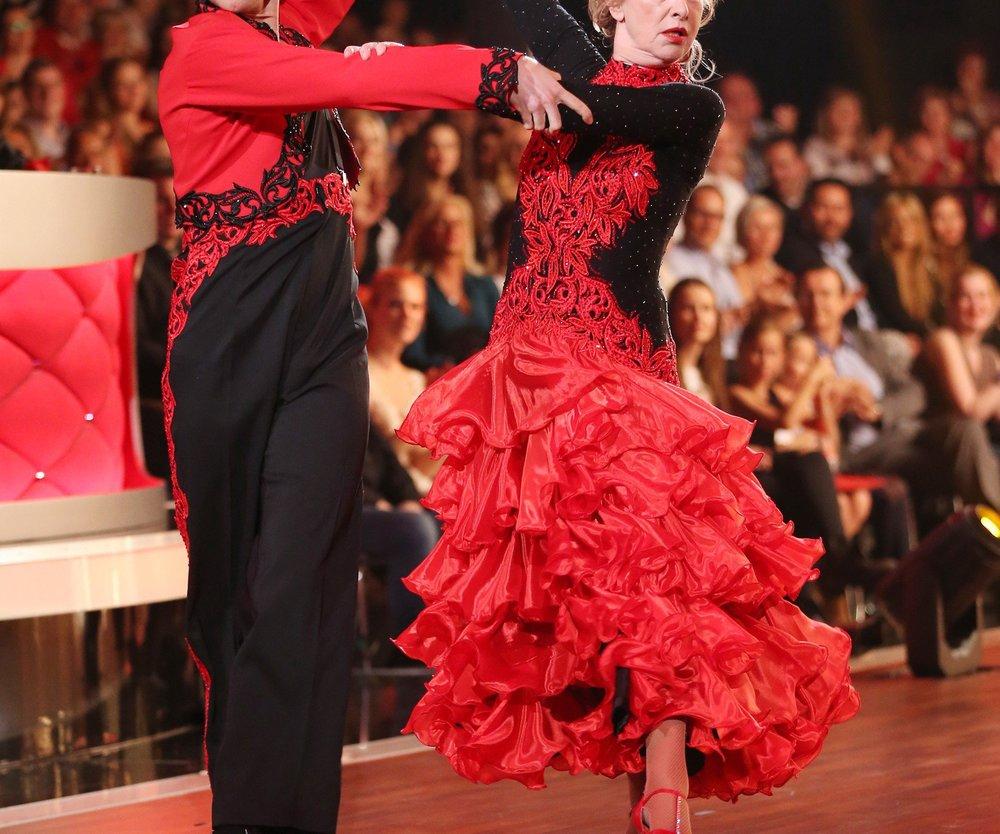 Let's Dance: Beatrice und Vadim sind raus!