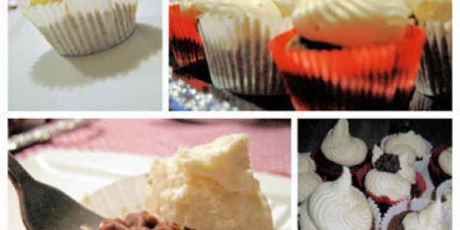 Eierlikör-Cupcakes mit VERPOORTEN ORIGINAL Eierlikör