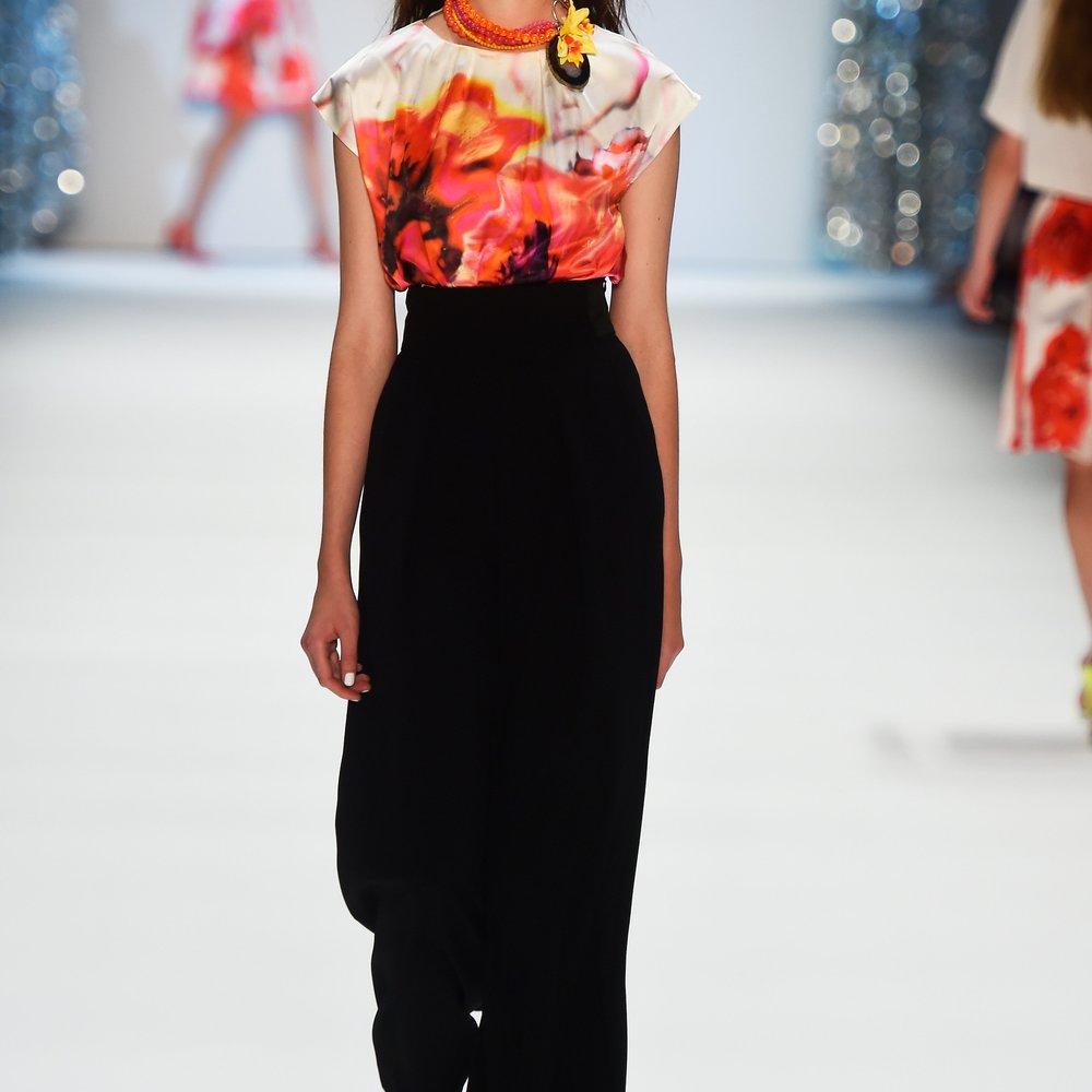 Fashion Week Berlin: Modezirkus bei Marc Cain