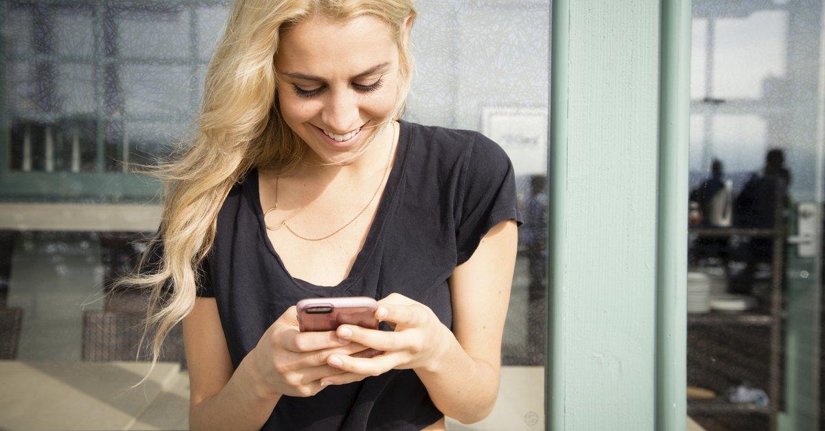 So verhalten sich Männer und Frauen auf Tinder | desired.de