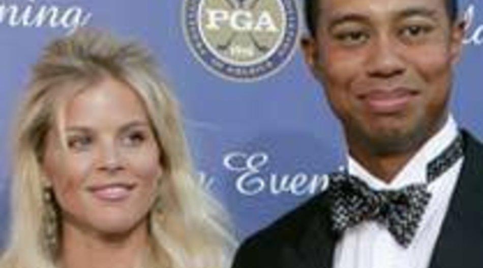 Tiger Woods: Versöhnung mit seiner Frau?