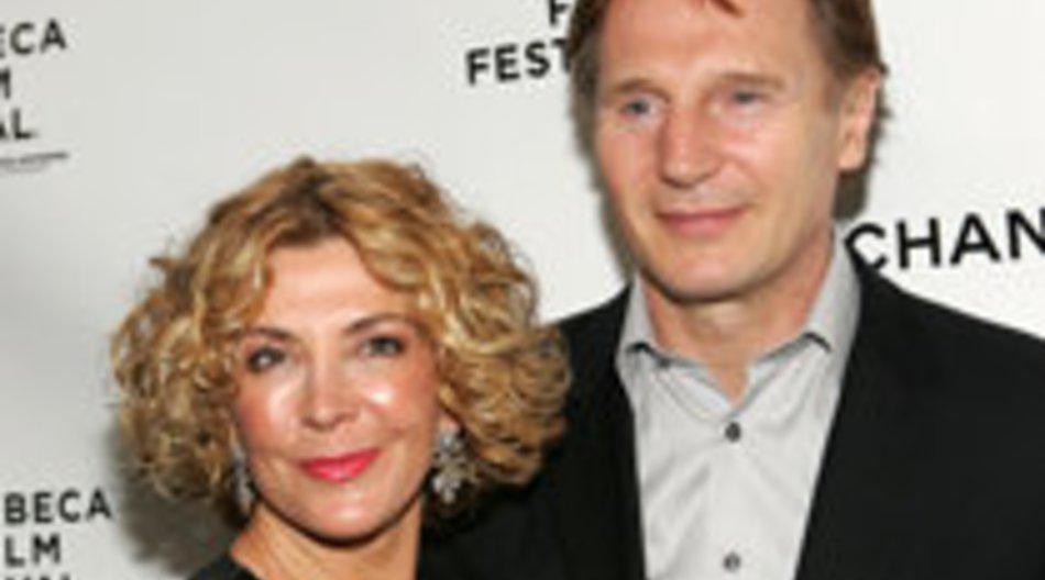 Liam Neesons Frau schwer verletzt!