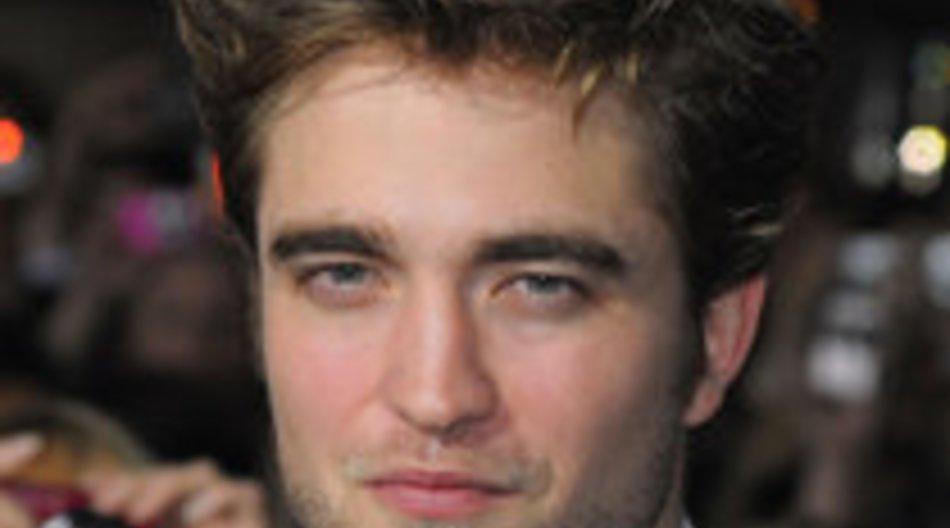 Robert Pattinson bald als Comicfigur