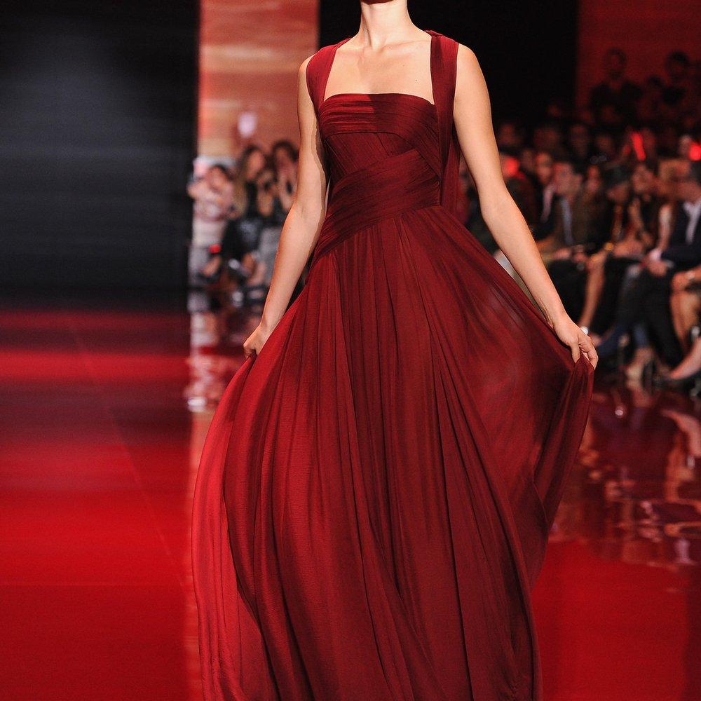 Haute Couture Paris: Elie Saab, der Meister der Handwerkskunst