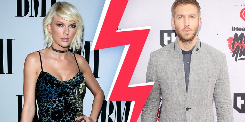 Taylor swift calvin harris trennung