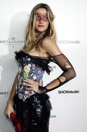 Gisele Bündchen Topmodel