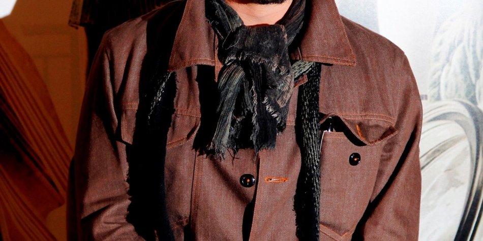 Johnny Depp zollt seinem Vorbild Tribut