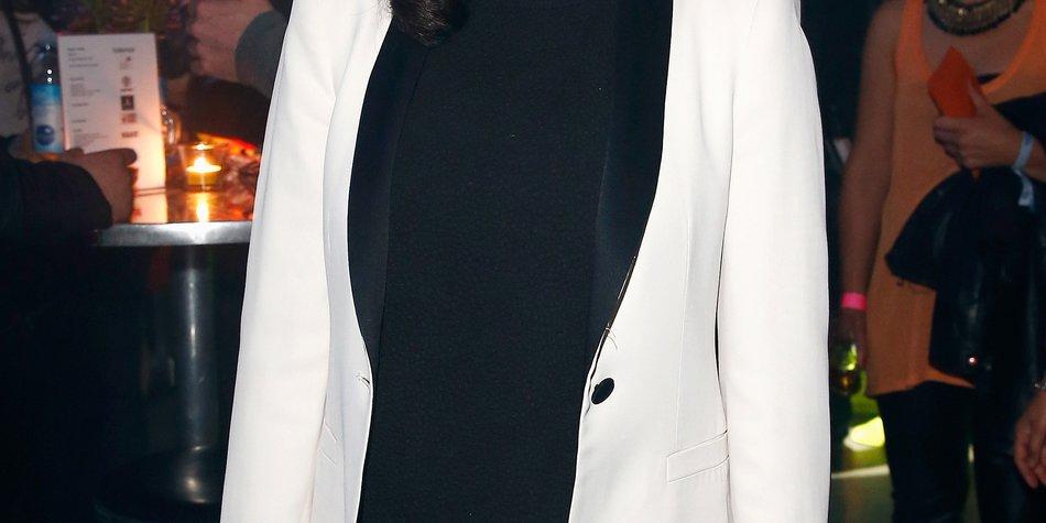Nazan Eckes ist schwanger
