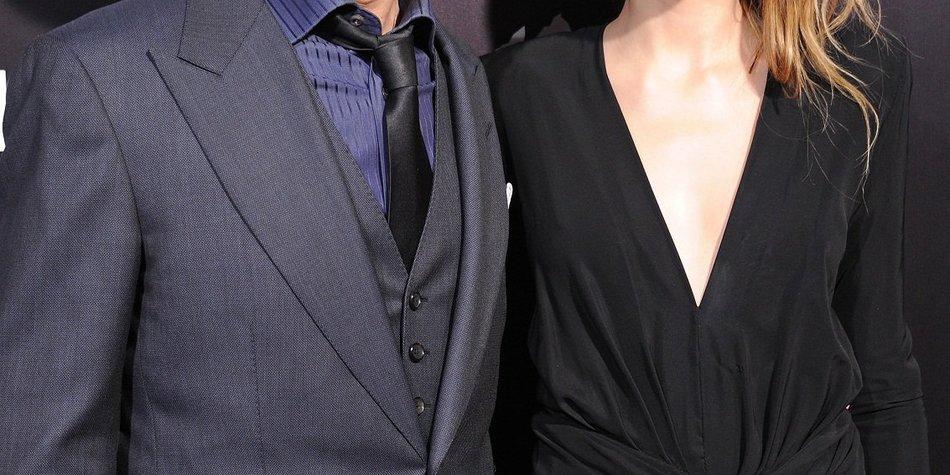 Johnny Depp: Hat er Vanessa Paradis zu seiner Hochzeit eingeladen?