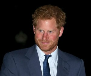 LONDON, ENGLAND - SEPTEMBER 17: Prince Harry attends the Rugby World Cup 2015 welcome party at The Foreign Office on September 17, 2015 in London, England. (Photo by Danny E. Martindale/Getty Images)