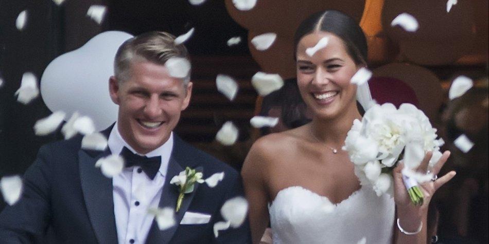 Bastian Schweinsteiger Und Ana Hochzeit Nr 2 Desiredde