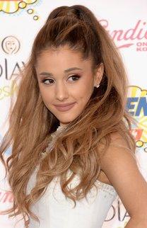 Ariana Grande: Voluminöser Pferdeschwanz