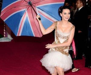 Katy Perry hasst ihre Pickel