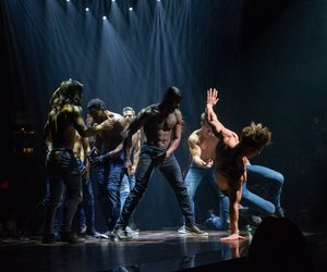 Magic Mike Live on stage
