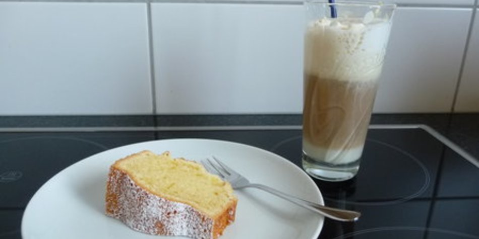 Latte Macchiato mit