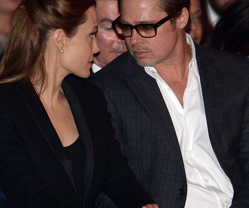 Brad Pitt und Angelina Jolie: Stehen sie kurz vor der Scheidung?