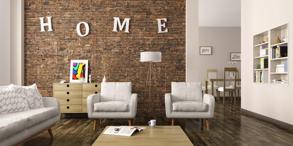 minimalistisch wohnen, minimalistisch wohnen: die kunst des weglassens | desired.de, Design ideen