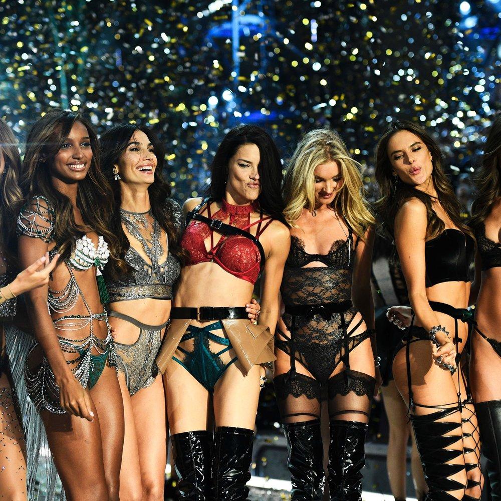 Kein Plus-Size bei Victoria's Secret