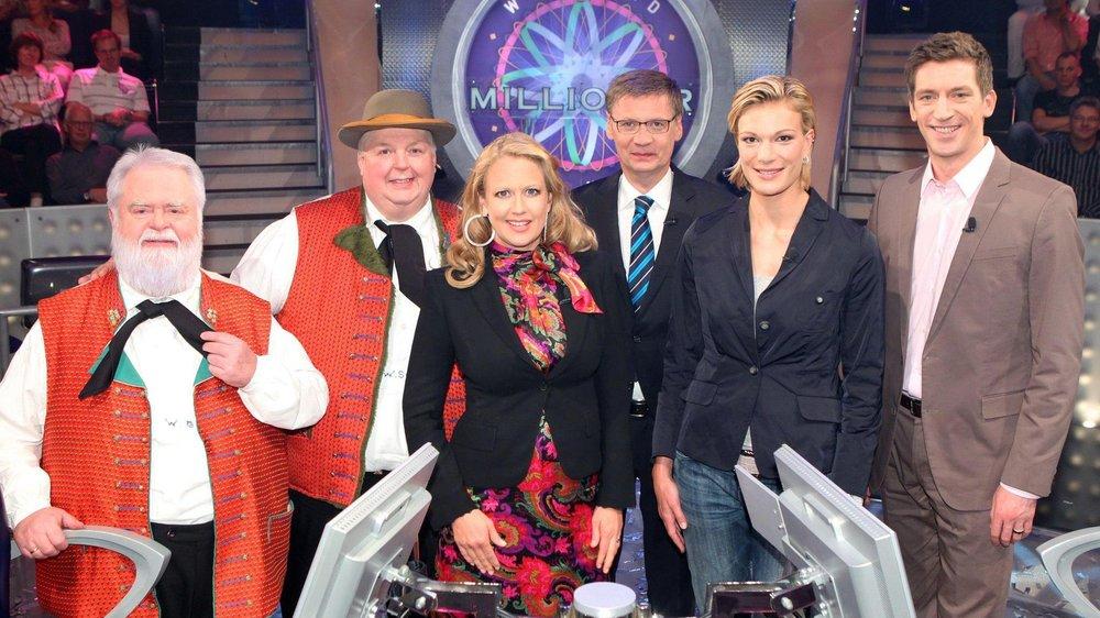 Wer wird Millionär: Prominenten-Spezial auf RTL