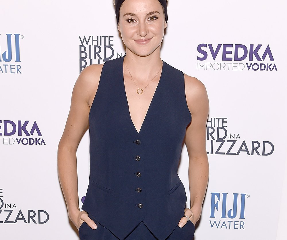 "Shailene Woodley: Wird sie der Star der ""People's Choice Awards""?"