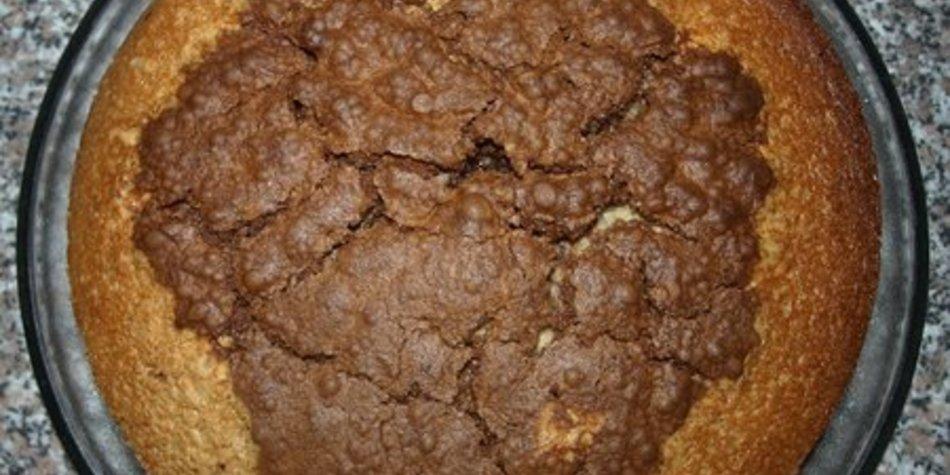 Eierlikör Verpoorten - Nutella Kuchen